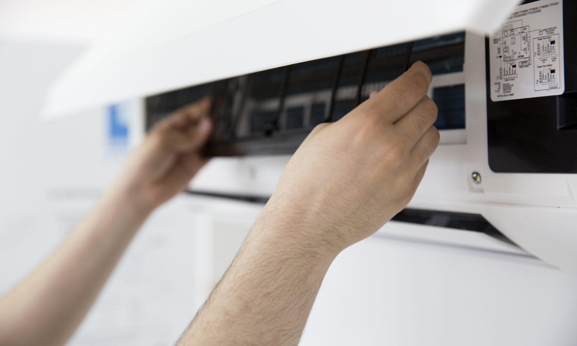 service repair air con manchester